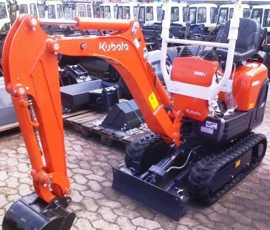 Kubota KX008