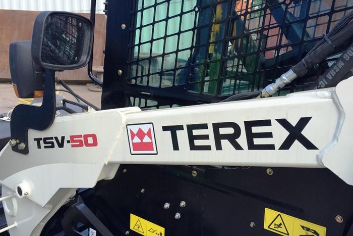 Мини-погрузчик Terex США