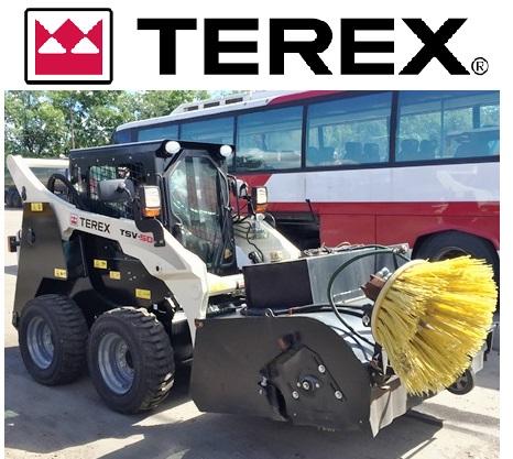 мини-погрузчик Терекс Terex TSV50