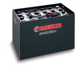 тяговый аккумулятор hawker evolution