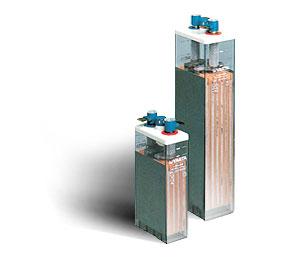 Залитые и заряженные аккумуляторы PowerSafe OPzS