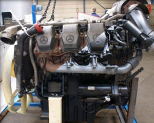 восстановление двигателей